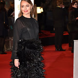 OIC - ENTSIMAGES.COM - Laura Haddock at the  EE British Academy Film Awards 2016 Royal Opera House, Covent Garden, London 14th February 2016 (BAFTAs)Photo Mobis Photos/OIC 0203 174 1069