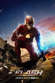 capa The Flash 2ª Temporada