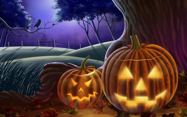 Everning Halloween, Halloween