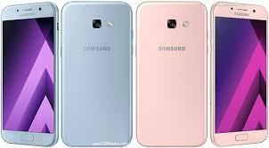2017 Samsung Smartphones