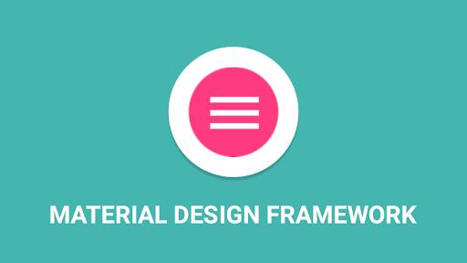 Framework Terbaik Material Design