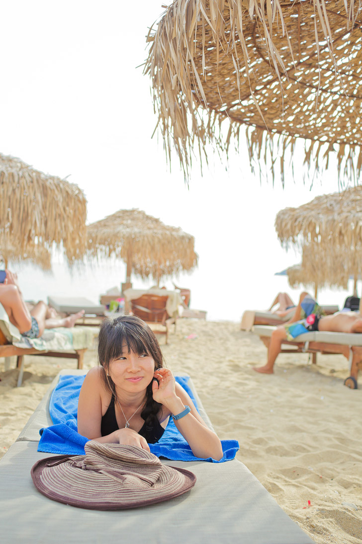 ελιά - Best Beaches in Mykonos Greece.