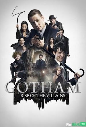 Phim Thành Phố Tội Lỗi Phần 2 - Gotham Season 2 (2015)