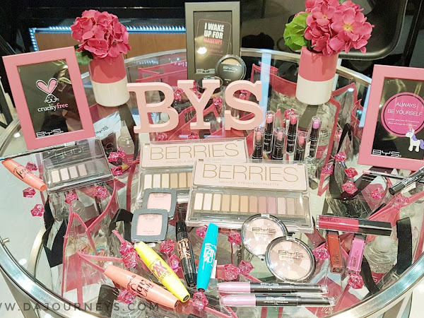 [Event Report] Perfect Lovely Look for Valentine Days with BYS Cosmetics