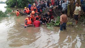 Karyawan Glory Tewas Tertimpa Pohon di Bantaran Sungai Walannae