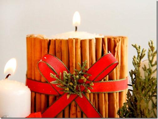 fotos velas de Navidad (5)