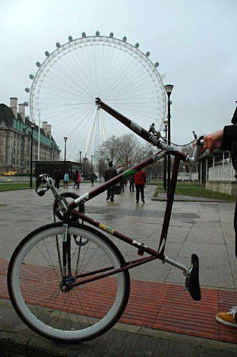 велосипедное чертово келесо