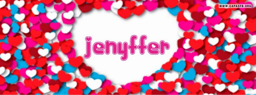Capas para Facebook Jenyffer
