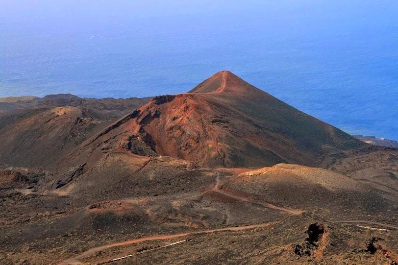 Volcán Teneguía, La Palma