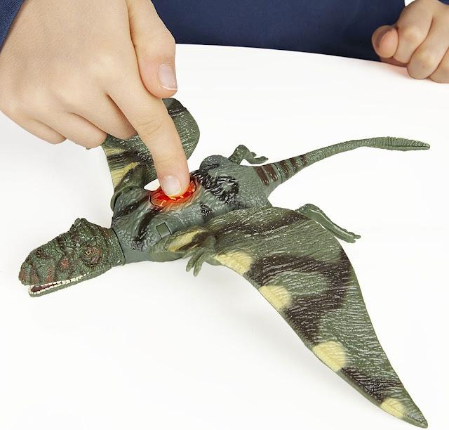 Đồ chơi Khủng long dơi Dimorphodon Jurassic World Hasbro