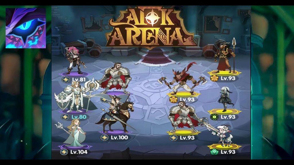 AFK Arena Mod Apk 2021 Unlimited money