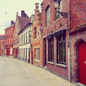 bloggers guide to bruges