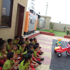 Introduction to Bicycle, Bike & Scooter at Witty World (Nursery) 05.10.2016