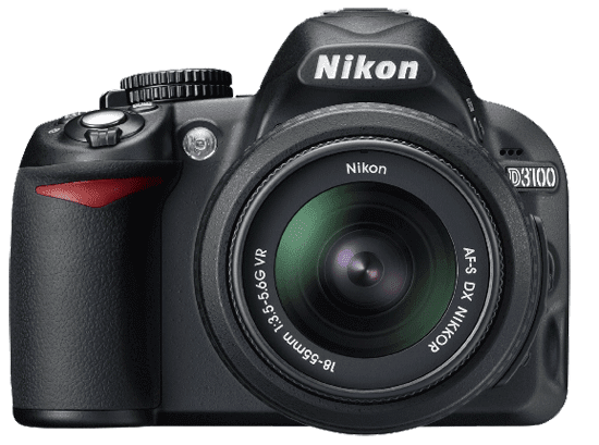 Most Popular Gadget Reviews: Nikon D3100 14.2MP Digital ...