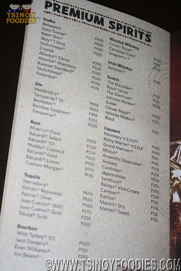 graphic about Outback Steakhouse Printable Menu identify Outback Steakhouse Menu - Maison design and style dintérieur et idées
