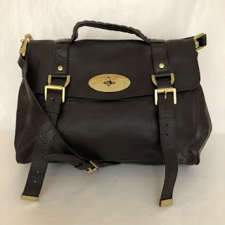 Mulberry Crossbody Bag
