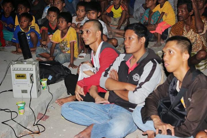 dokumentasi film dokumenter penyu pambusuang