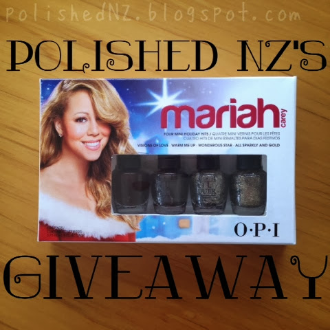 Polished NZ's Giveaway