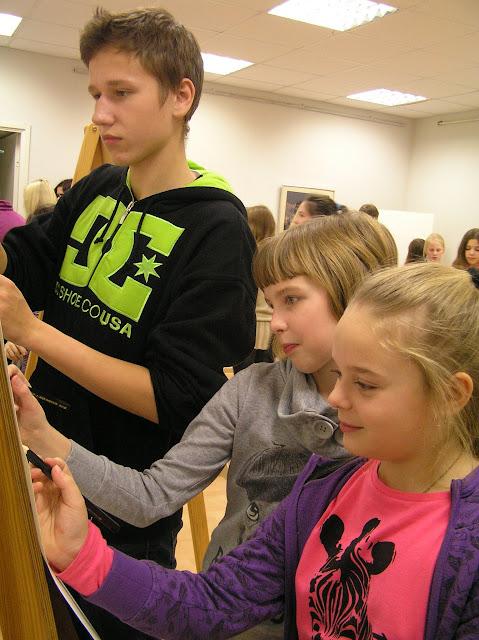 Kunstiosakonda  sisseastunud laste pühitsemine 2015 - PB080060.JPG