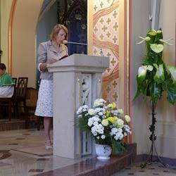 Zakonczenie roku Domowy Kościół 18.06.2017r.