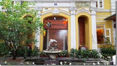 Hanoi. Restaurante Quan  An Ngon