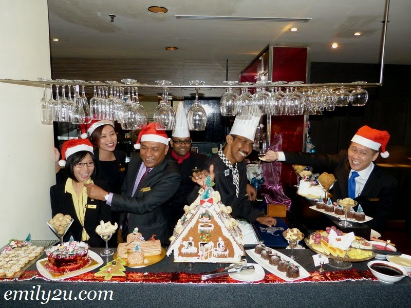 Impiana Hotel Ipoh Christmas