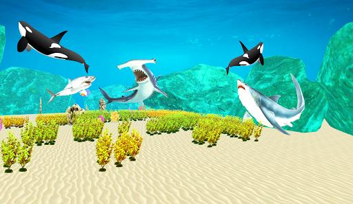 Shark Hunting : Shark Games apklade screenshots 2