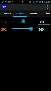 BT Various Input for Bluetooth (SPP)- screenshot thumbnail