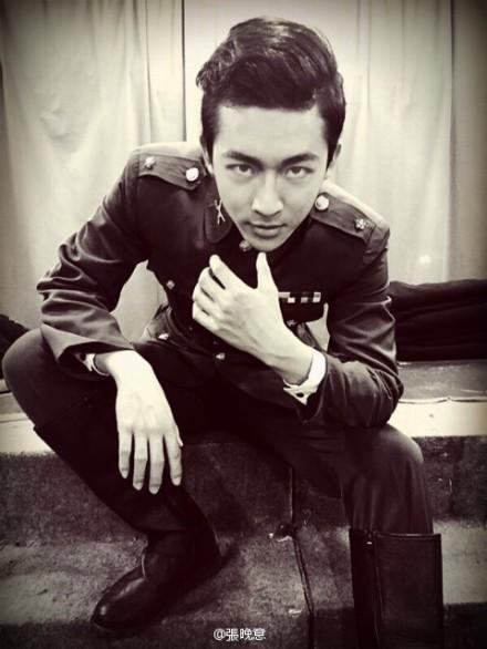 Zhang Wanyi China Actor