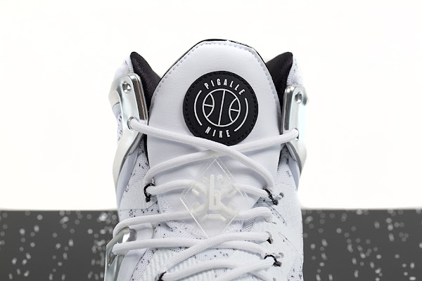 LeBron James Debuts Pigalle x NikeLab LeBron 12 Elite