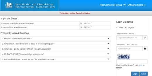ibps-rrb-call-letter-download