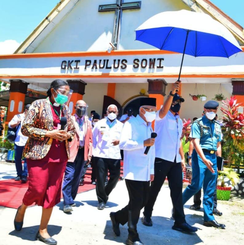 Presiden Dan Wapres RI Akan Memajukan Papua Jalur Pendidikan