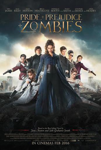 Pride and Prejudice and Zombies - Kiêu Hãnh, Định Kiến và Zombies
