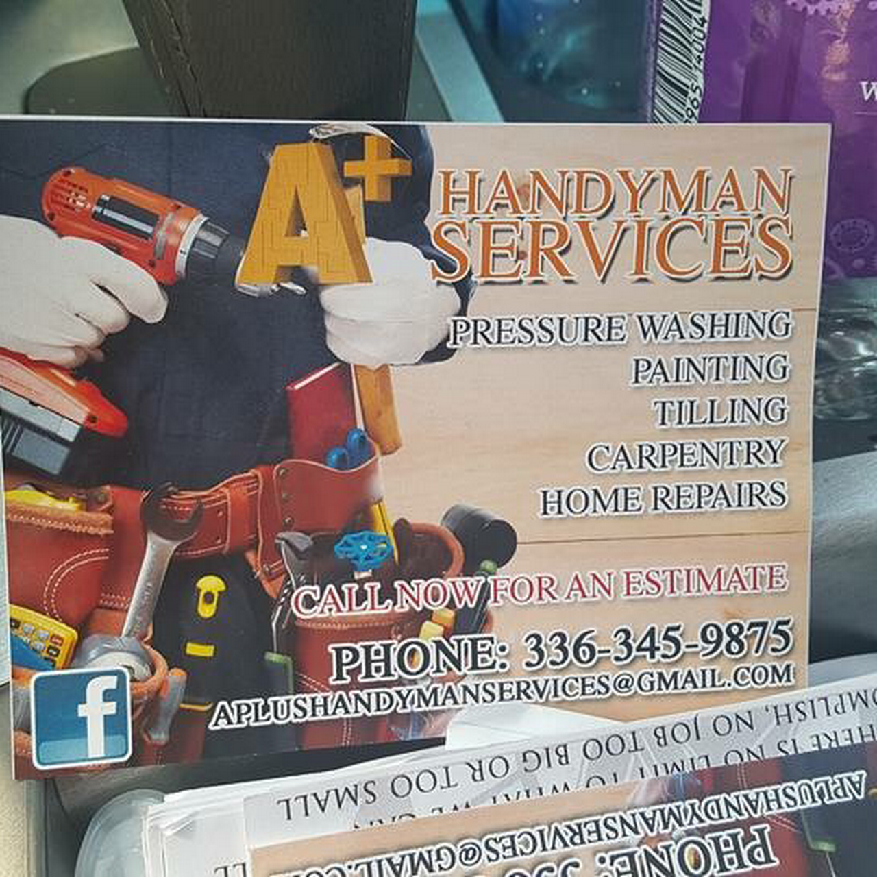 A Handyman Service Handyman In Winston Salem