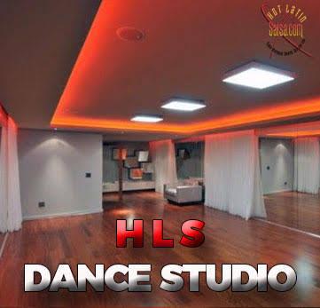 Hot Latin Salsa Studio