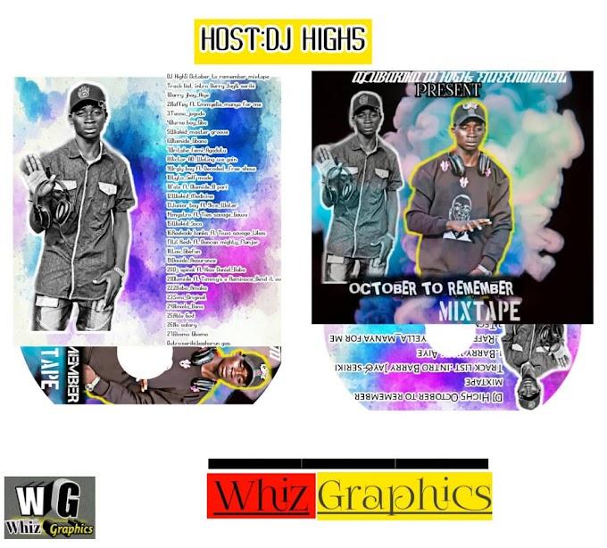 [Mixtape] DJ HiGH 5 - October to Remember