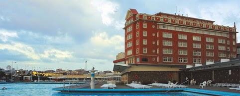 El Hotel Hesperia Finisterre