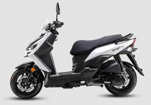SYM CROX RX 150,2022 RX 150,RX 150 scooter,RX 150