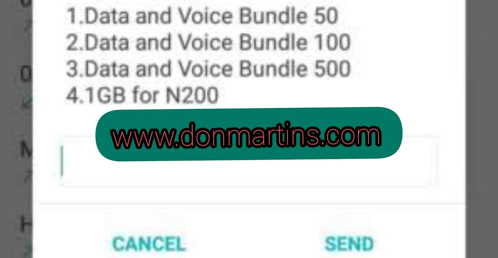 www.donmartins.com