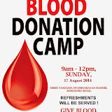 Blood Donation Camp 2014