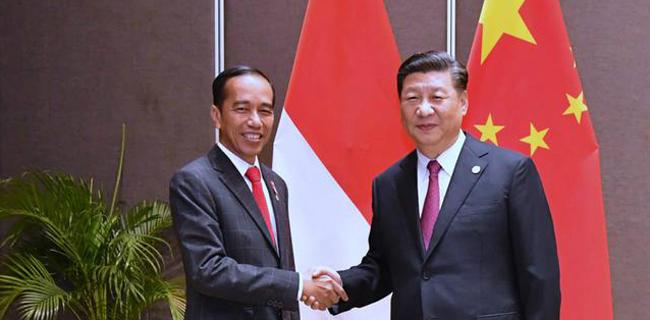Baru Kali Ini Jokowi Mengambil Langkah Berani Terhadap China