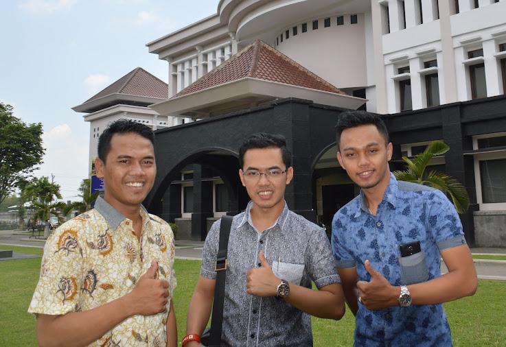 Alumni UTY Kerja Sebelum Wisuda