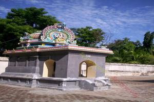 Thalaichangadu Temple Lord Ganesha Shrine