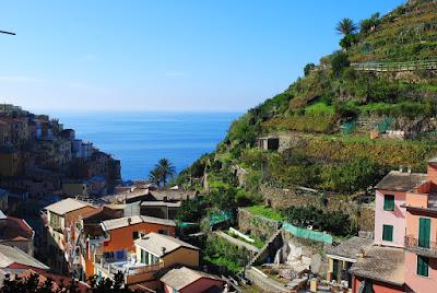 My Photos: Italy -- Cinque Terre -- Manarola