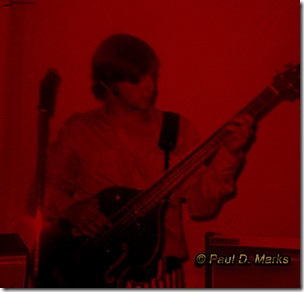 Paul D Marks bass