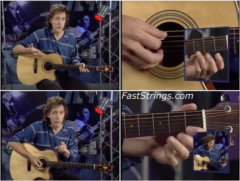 Keith Wyatt - Beyond Basics: Solo Acoustic Blues Guitar