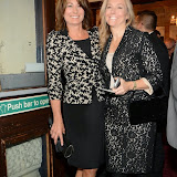WWW.ENTSIMAGES.COM -    Carole Elizabeth Middleton   arriving  at      The Scottsboro Boys - press night at Garrick Theatre, Charing Cross Road, London October 20th 2014Kander and Ebb's provocative musical about the true story of nine young black men falsely accused of raping two white women.                                                   Photo Mobis Photos/OIC 0203 174 1069