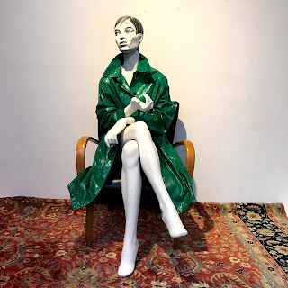 Calvin Klein Collection Python Suit