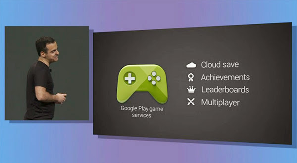 Google giới thiệu dịch vụ mới Google Play Game 3