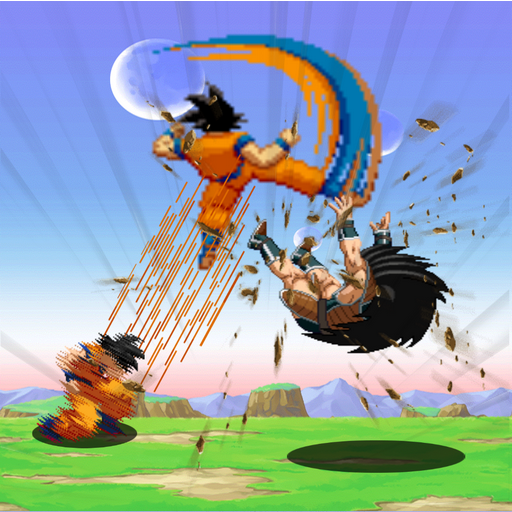 動作App Goku Saiyan for Super Warrior LOGO-3C達人阿輝的APP